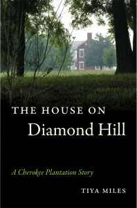the cover of The House on Diamond Hll