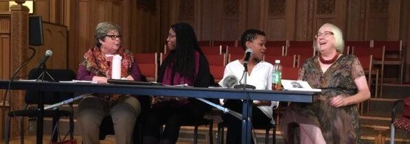 TIya Miles panel discussion