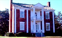Photo courtesy of the Chief Vann House State Historic Site