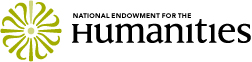 The National Endowment for the Humanities logo